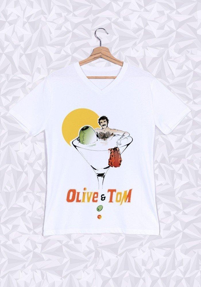 Tshirts Homme CV Le Tom
