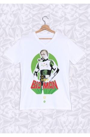 Le José T-shirt Homme Col V