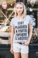 Tout plaquer et partir prendre le goûter T-shirt Femme Col Rond