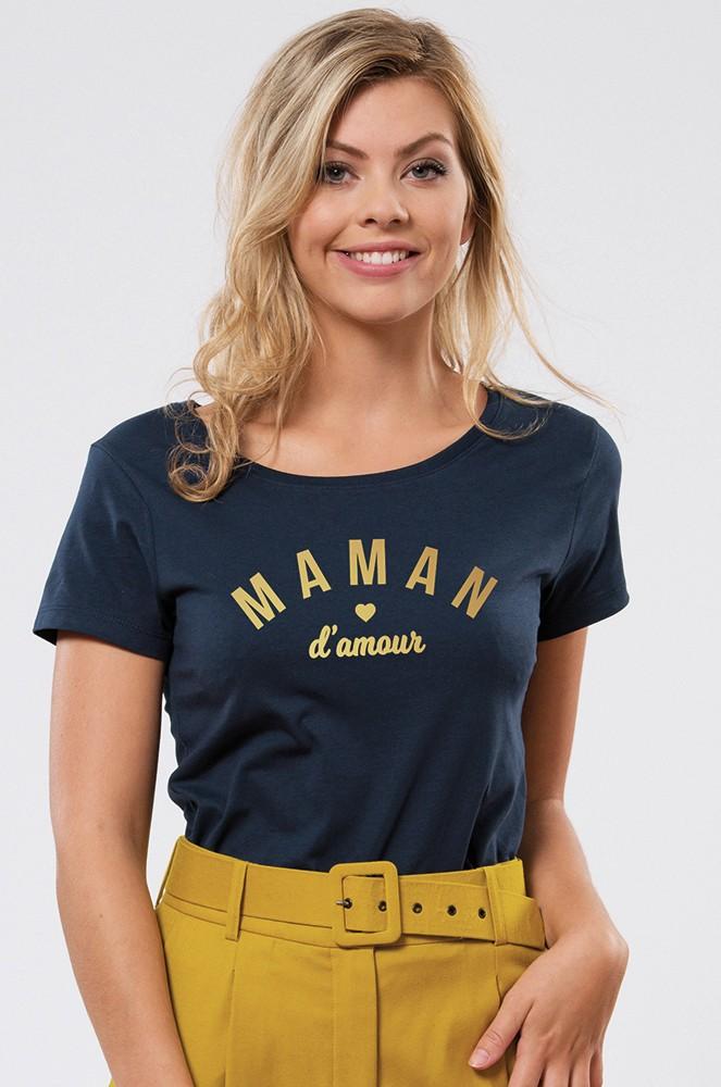 7326acae0a436 T-shirt Femme