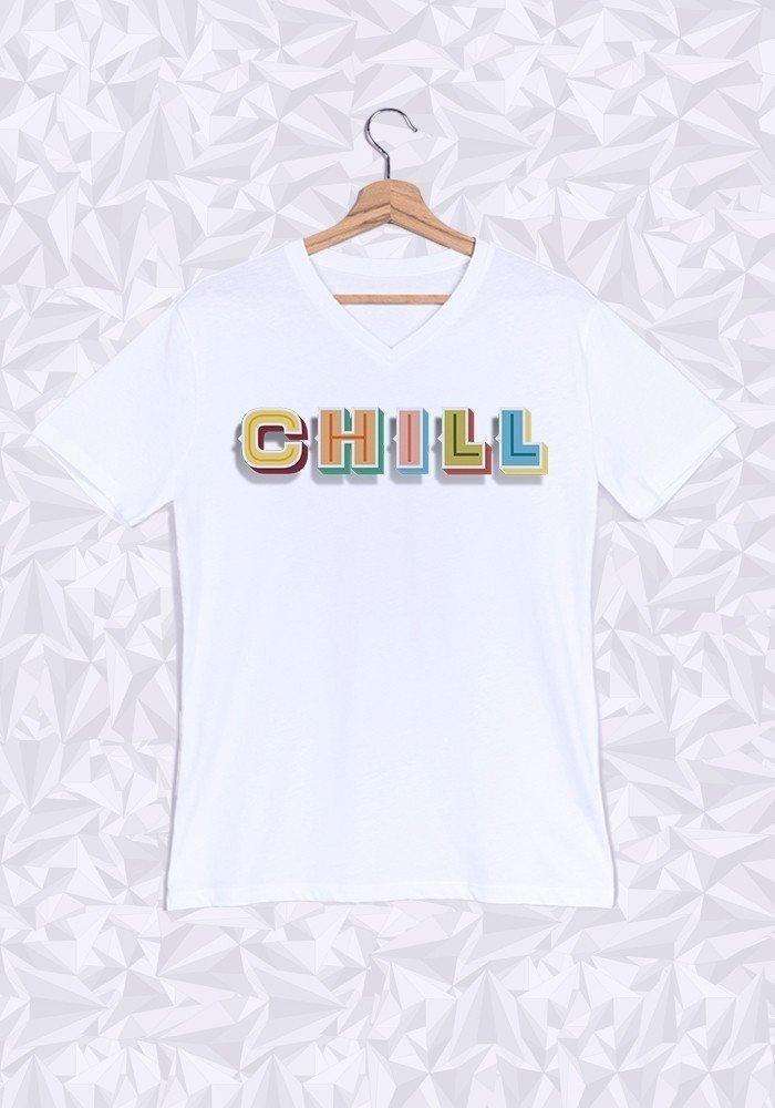 Tshirts Homme CV Chill