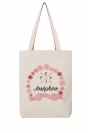 Tote Bag personnalisable pour EVJF - EVJF Fleurs
