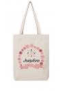 Tote Bag personnalisable pour EVJF - EVJF Fleurs