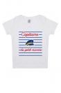 Capitaine du petit navire - T-shirt Bébé