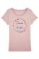 Témoin de choc fleurs - T-shirt Femme