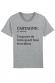 Castagne - T-shirt Homme