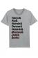 Casa Del Spoil T-shirt Homme Col Rond