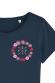 EVJF cache coeur - T-shirt Femme