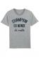 Champion du monde + personnalisation - T-shirt Homme