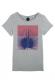 Sunset palm - T-shirt Femme