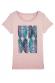 Palme Bleuté - T-shirt Femme