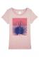 Feuille graphique - T-shirt Femme