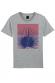 Feuille graphique- T-shirt Homme