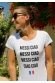 Messi CIAO - T-shirt Femme Col rond