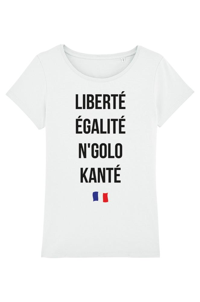 Femme N'golo Tshirt Égalité Shirt Liberté Corner Kanté T I7mfg6vYby