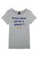 C'EST NOUS QU'ON A GAGNE -T-shirt Femme