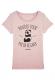 Bouder pour mieux régner T-Shirt Femme Col Rond