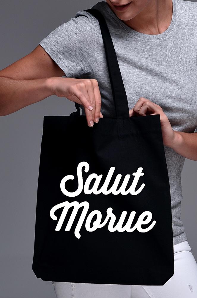 Salut Morue - Tote Bag 874faf827c9b