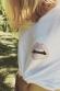 BOUCHE ROSE -T-shirt Femme