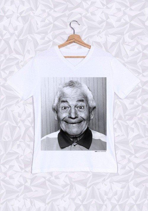 Salvat T-shirt Homme Col V