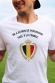 France-Belgique 60% de possession -T-shirt Homme