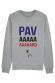 PAVAAAAARD - Sweat Homme