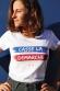 Casse la démarche -T-shirt Femme
