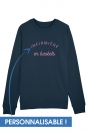 Sweat personnalisable En Basket