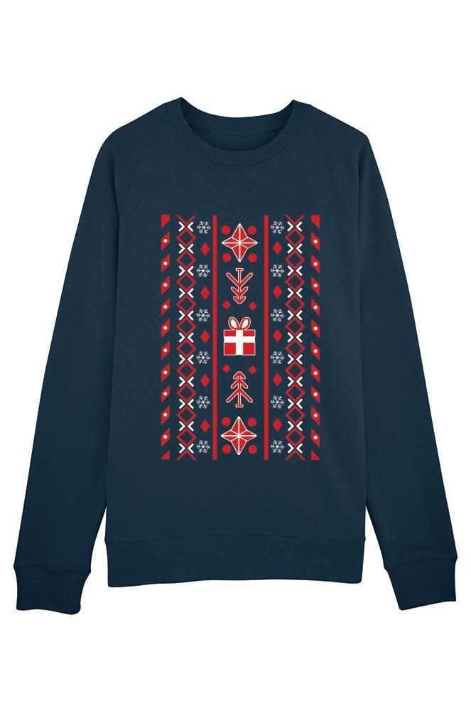 0f7538015a7 Pull Moche Femme Pull Moche Motifs de Noël I TSHIRT CORNER