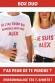 Si j'ai trop bu Ramenez-moi vers + prénom - Box Duo - T-shirt Personnalisable