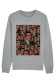Brick Tamland partout - Sweat Homme