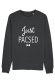 Just Pacsed - Sweat Homme