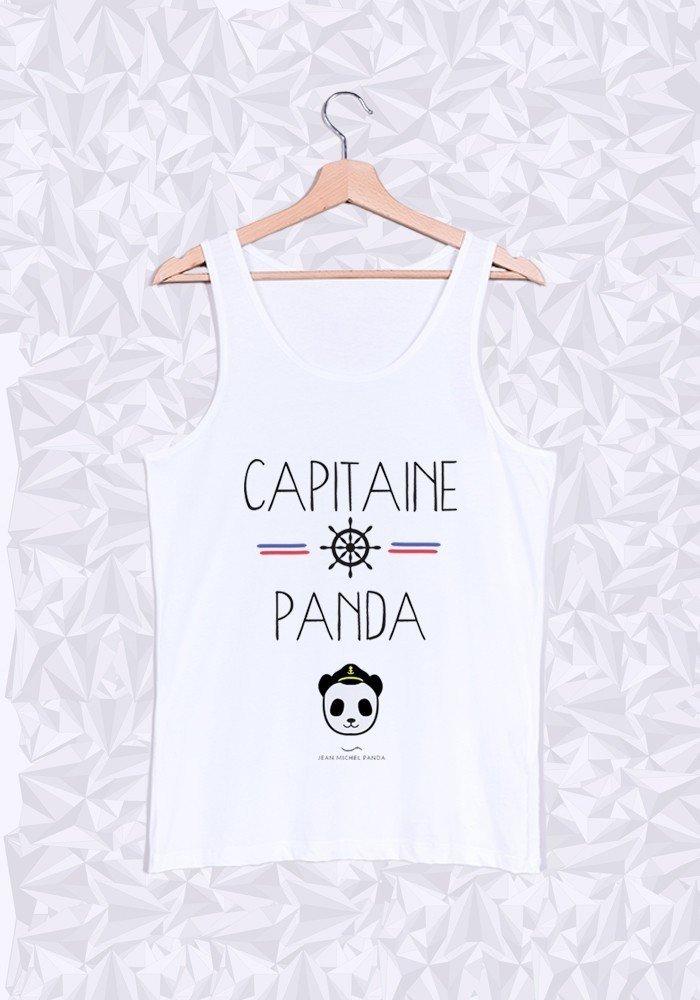Débardeur Capitaine Panda