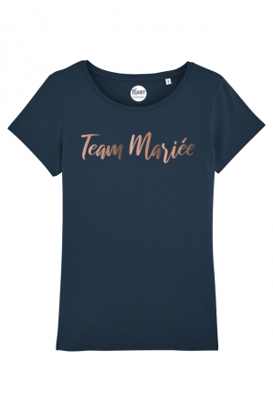 Coton Bio TSHIRT corner T-Shirt ou D/ébardeur Femme Enterrement de Vie de Jeune Fille Collection EVJF Appelez-Moi Madame