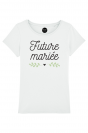 Future Mariée laurier - Tshirt Femme
