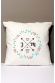 Initiales - Coussin personnalisable pour mariage