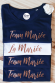 Team mariée - Or rose - T-shirt EVJF