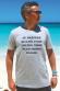 JE PRÉFÈRE QUAND C'EST UN PEU TROP PLUS MOINS CALME - T-shirt