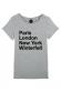 Paris Winterfell - T-shirt Femme