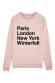 Paris Winterfell Sweat femme
