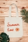 Tote Bag - Summer time