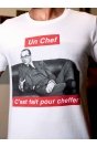 T-shirt Chirac cheffer