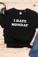 Je ne déteste pas les gens - T-shirt femme