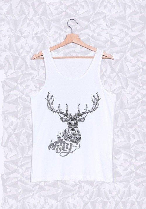 Oh My Deer Débardeur Homme
