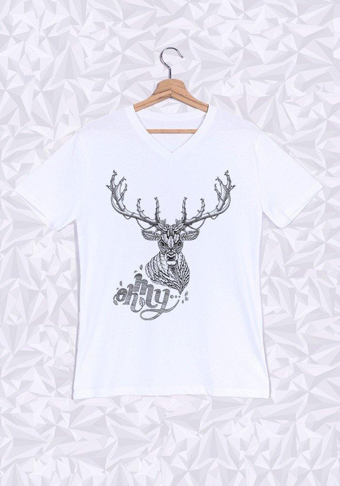 Tshirts Homme Oh My Deer