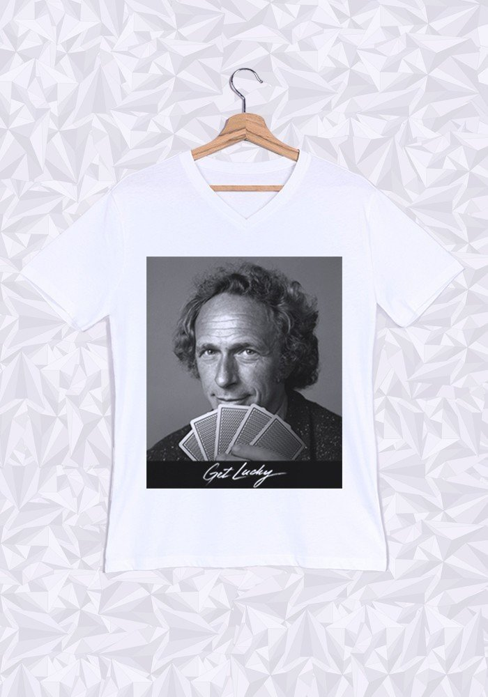 Tshirts Homme Get Lucky