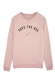 Save the bee - Sweat femme