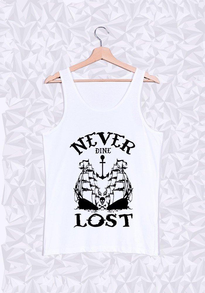 Débardeur Never Lost