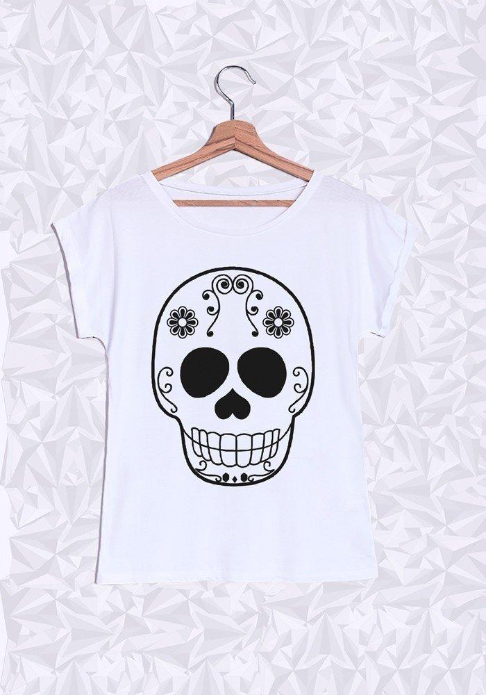Tshirts Femme Skull Head