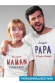 Box duo Super Papa & Maman personnalisable